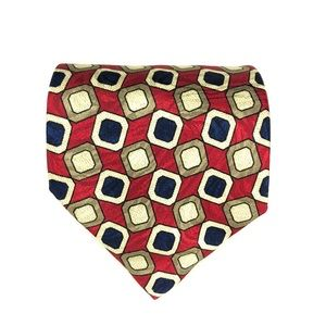 Vtg CUCCI Silk Tie Accessory Collection Necktie 👔